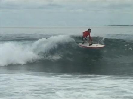 Pasta Point surf break