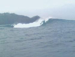 surf in secrets spots tarcoles, Little Fiji photo