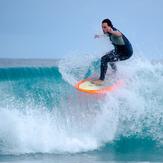 E la cresta de la ola, Playa de Barranan