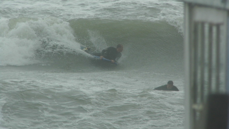 Ventnor surf break