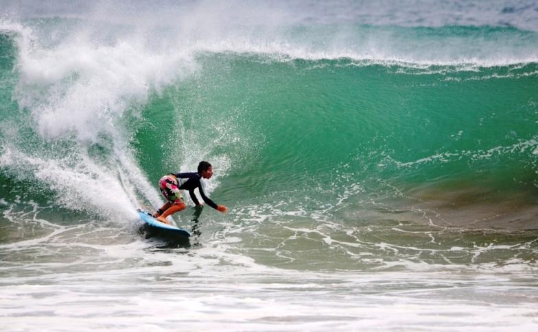 Playa Remonso break guide
