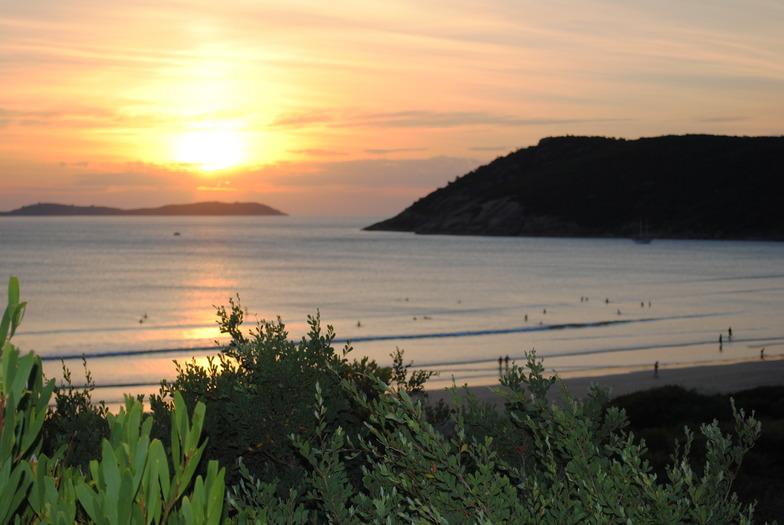 Norman Bay (Wilsons Promontory) surf break
