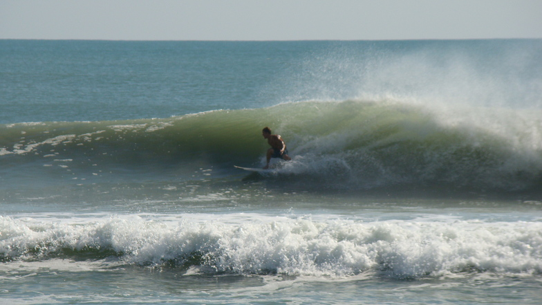 Playa Linda surf break
