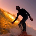 Surfing the Sunset, Batroun or Colonel