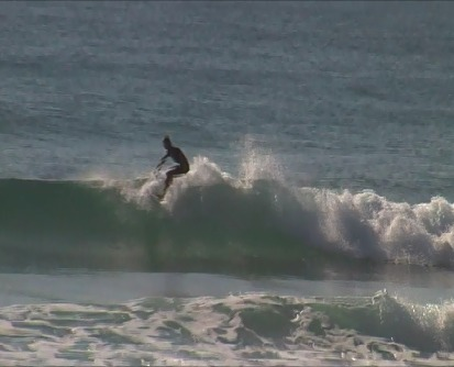 Coolum Beach surf break