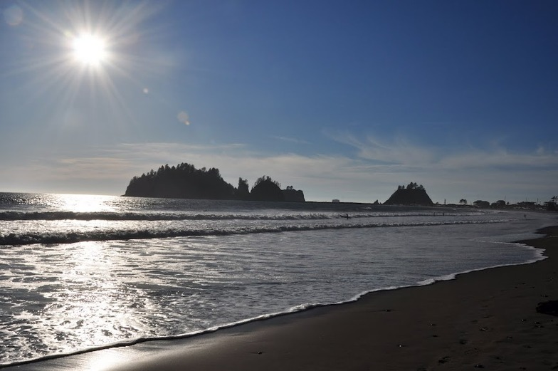 La Push break guide