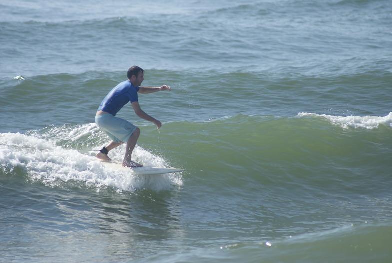 Alabama Point surf break