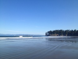 Crescent Beach photo
