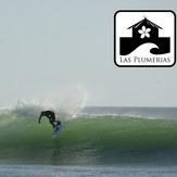 Surfing in Popoyo Nicaragua with Las Plumerias Lodge & Surf, Playa Sardinas
