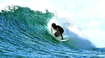 Biscarosse Plage surf break