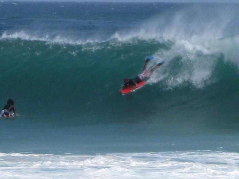 ila sancho surfer's, Ilot Sancho