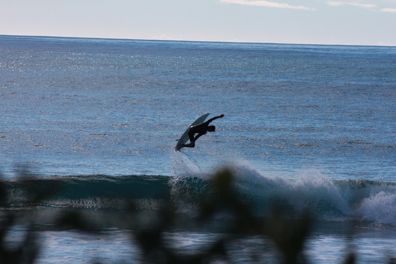 Redbill Beach surf break