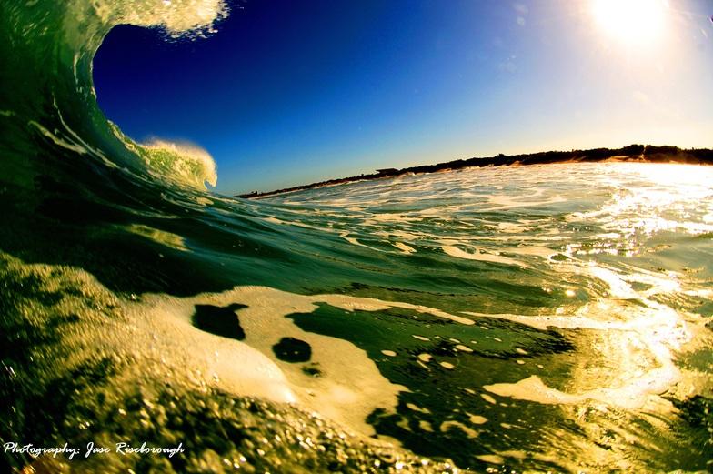 Tarcoola (Chanteez) surf break