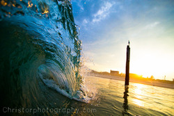 Blevoir Pole, Lbi 5th Street Beach Haven photo