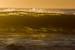 Golden walls, Friendly Beaches photo