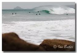surf at seato, Seaton photo