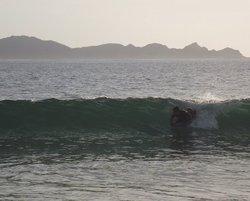 Daniel Cáceres, Playa de Nerga photo