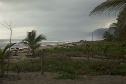 Sea and Mountains, Costeño Beach photo