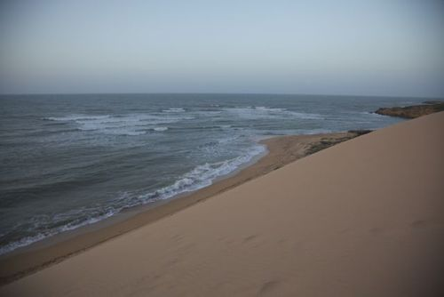 Points and reefs under the Dune, Dunas de Taroa