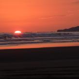 Costa Rican Sunset, Esterillos Oeste
