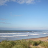 over head surf, Llangennith
