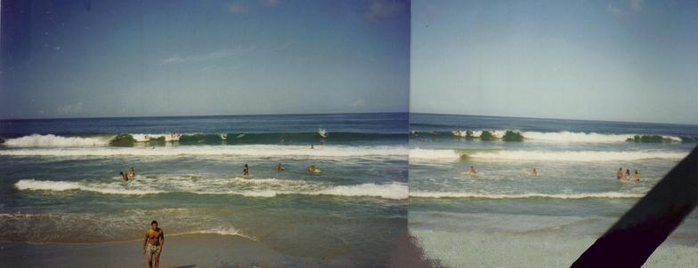 Playa Pantaleta break guide