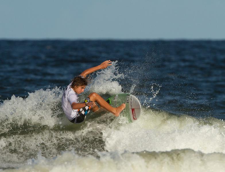 Florida Surfing Comp., Jax Beach Pier