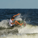Florida Surfing Comp., Jax Beach Pier