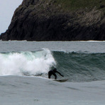 Great surf, Trabeg or Kinard