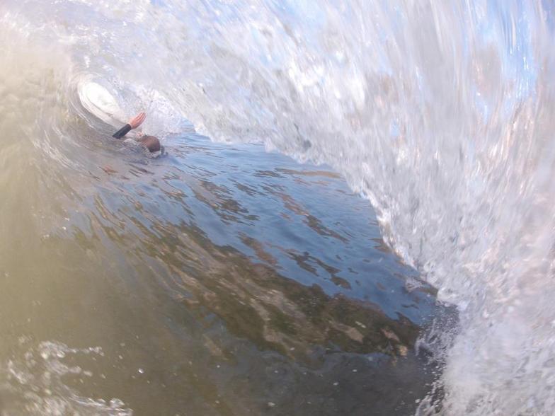 Stinson Beach surf break