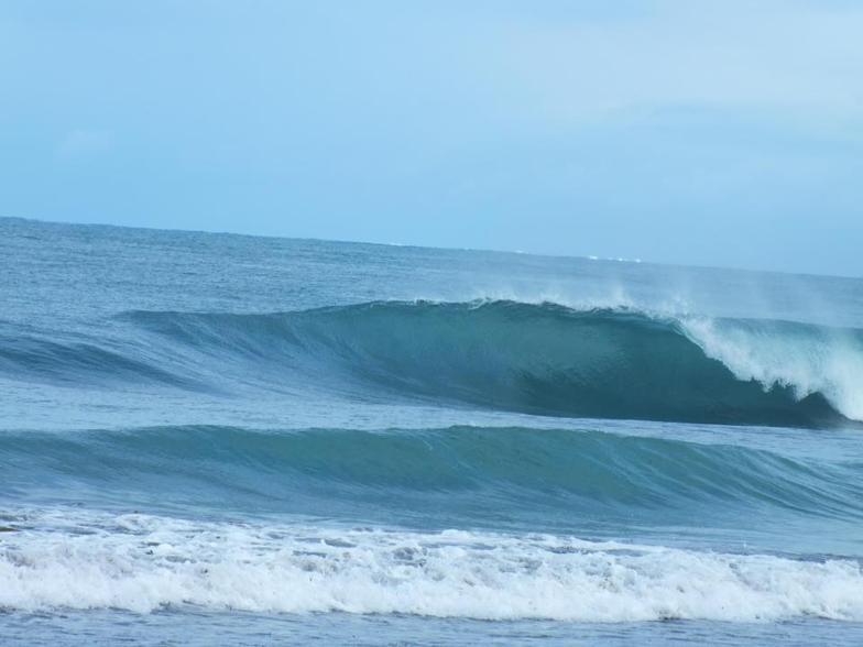 Watermans surf break