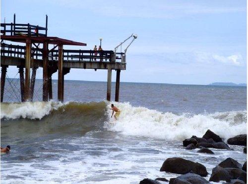 right wave.., La-China
