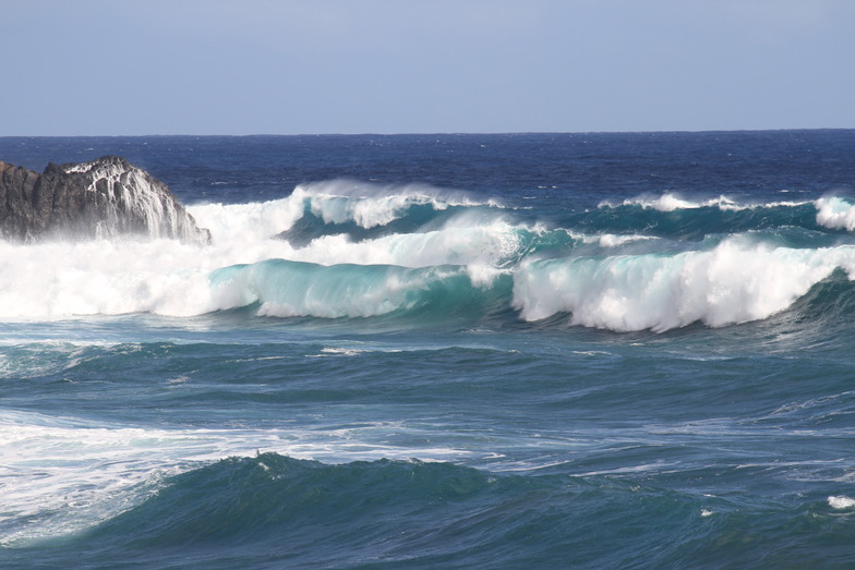 Mata Veri surf break
