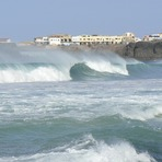 Waves in Cotillo