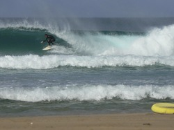 Cotillo surf photo