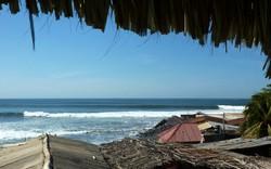 Beautiful Playa El Zonte photo