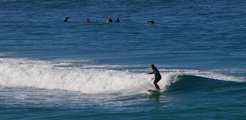 Onrus surf break