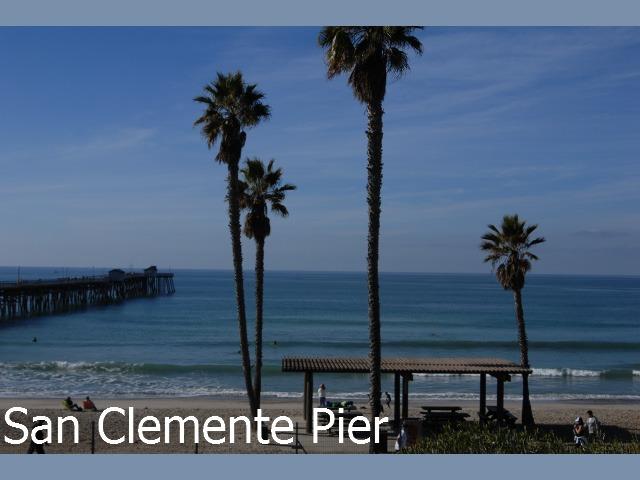San Clemente Pier break guide