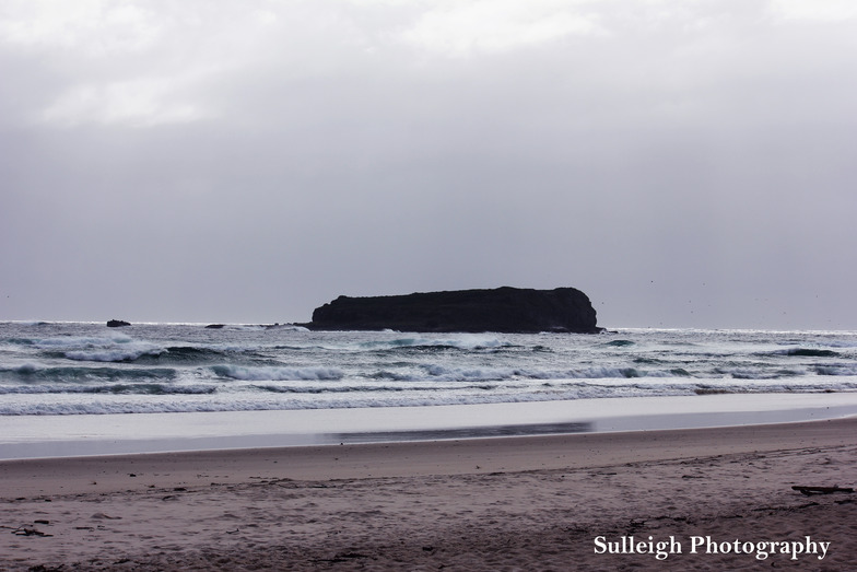 Fingal Point and Beach break guide