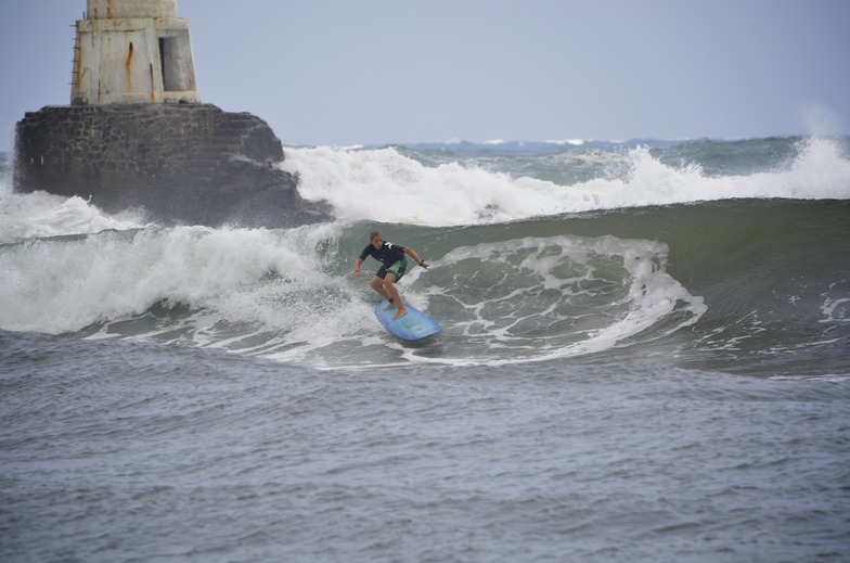 Ahtopol surf break