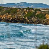 rightface, Ammes Beach Kefalonia
