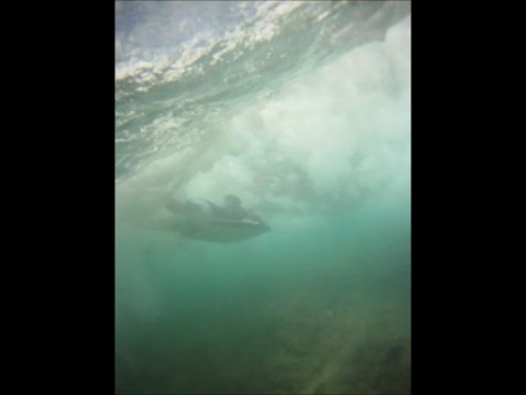 Waikiki surf break