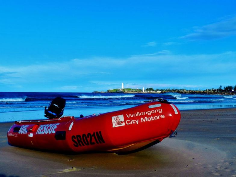 Wollongong North Beach break guide
