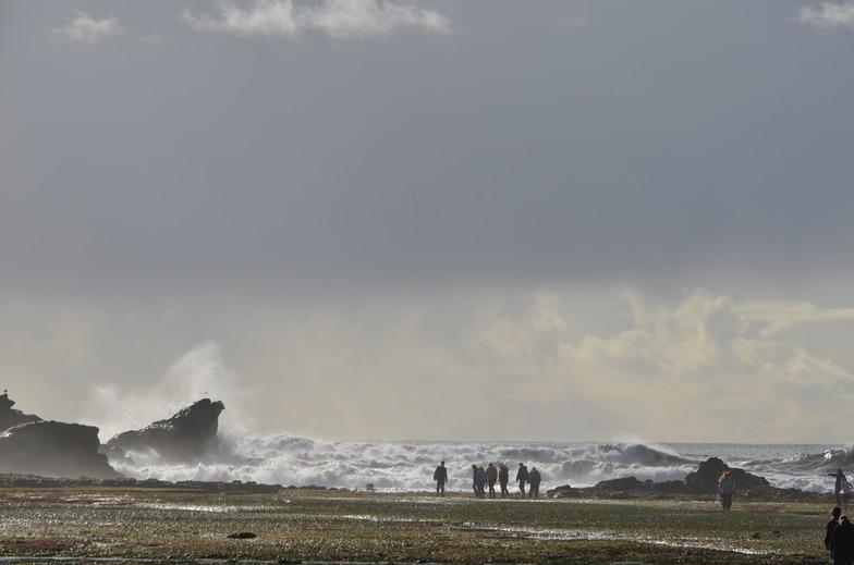 Mavericks surf break