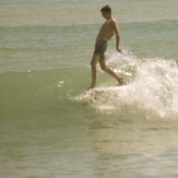 letn it hang, Doheney Beach