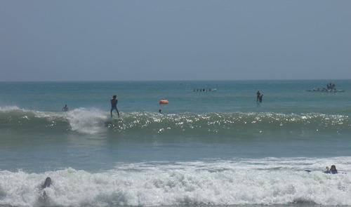 South of da Jettty, Letn it hang, Doheney Beach