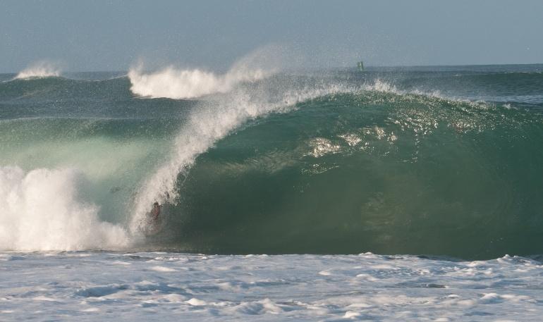 Reef Road surf break