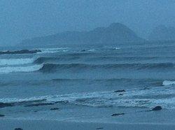 Día perfecto en el pico!, Playa de Patos (El Pico) photo