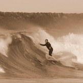 Great surf day!, Oceanside Harbor