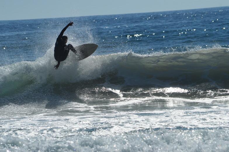 Renaca surf break